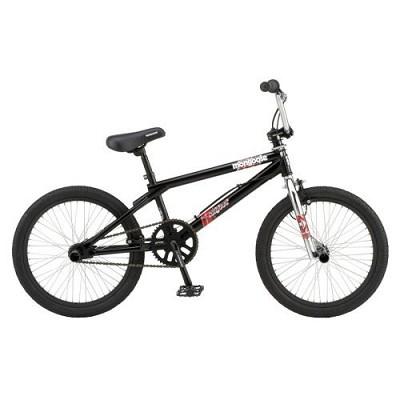 Subject 20` Freestyle BMX Bike (Black)