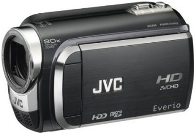 Everio GZ-HD300 60GB High-Def Camcorder - Black