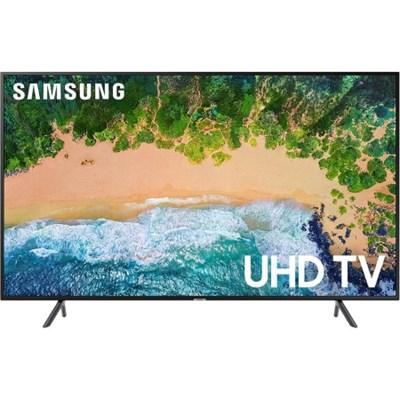 UN43NU7100 43`-Class Smart 4K UHD LED TV (2018 Model)