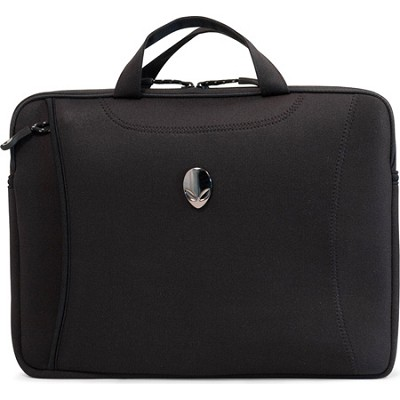 Alienware Orion M14x Neoprene 14.1` Black Notebook Sleeve