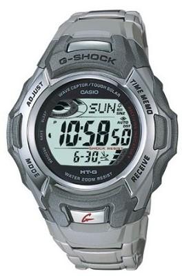 MTG900DA-8V - Men's G-Shock Atomic Tough Solar Watch w/ Metal Case/Band