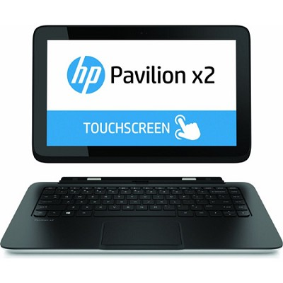Pavilion 13.3` 13-p120nr X2 Notebook PC - AMD Elite Quad-Core A6-1450 Proc.