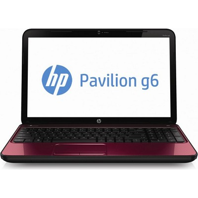 Pavilion 15.6` g6-2211nr Notebook PC AMD A4-4300M Accelerated Processor OPEN BOX