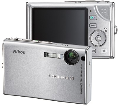 Coolpix S9 Digital Camera