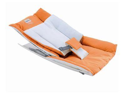 Loft Rocking Chair (Orange)