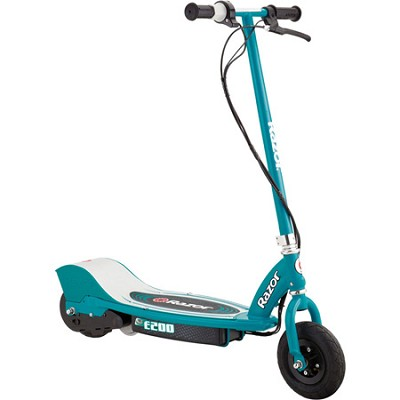 E200 Electric Scooter - Teal - 13112445