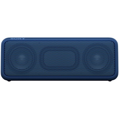 SRSXB3 Portable Bluetooth Wireless Speaker - Blue - OPEN BOX