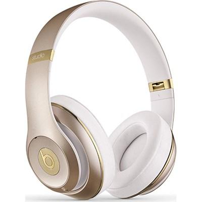 Studio Wireless Over-Ear Headphone - Gold Refurbished