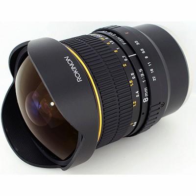 8mm f/3.5 Fisheye CS Lens for Sony E-mount (NEX & VG10)