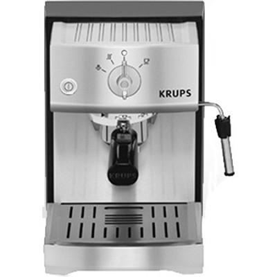 Pump Espresso with Precise Tamp