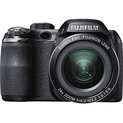 FinePix S4200 24x Optical Zoom 14 MP 3 inch LCD Digital Camera