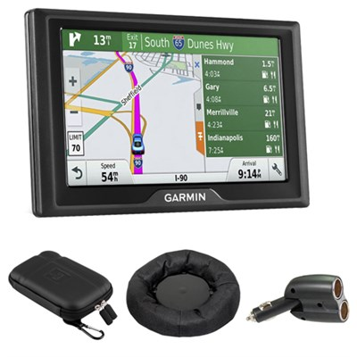 Drive 50LMT GPS Navigator (US Only) - 010-01532-0B with GPS Bundle