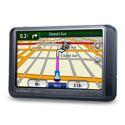 nuvi 255W, Preloaded City Navigator - Kit