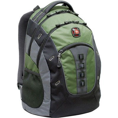 SwissGear 15.6` Granite Backpack - OPEN BOX