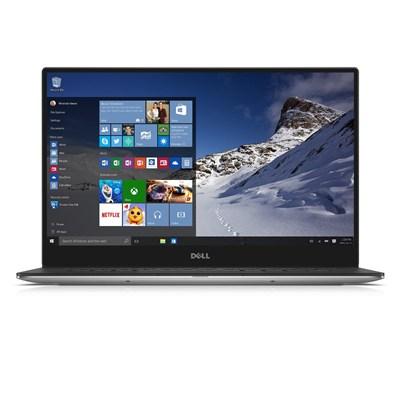 XPS9343-6365SLV XPS 13.3` Touch QHD Intel Core i5-5200U Laptop - Windows 10 OS