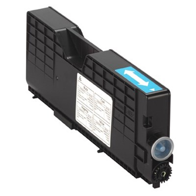 Cyan Toner Cassette Type 125 for CL3000/2000 - 400969