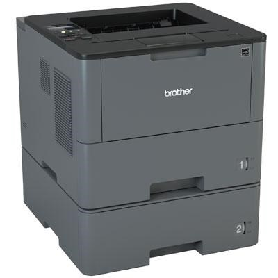 Compact Laser Printer wDual