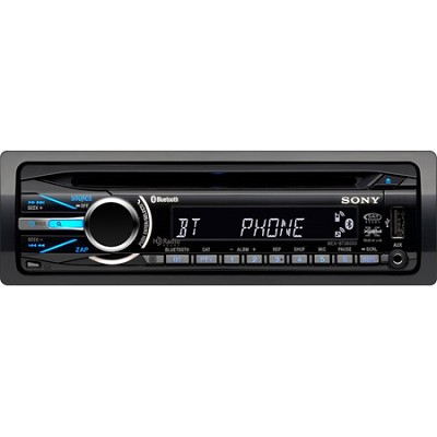 MEX-BT3800U In-Dash CD Receiver MP3/WMA/AAC Player with Bluetooth