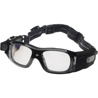 VisionHD G5HD-SPORT 1080p HD Waterproof POV Sports Safety Goggles