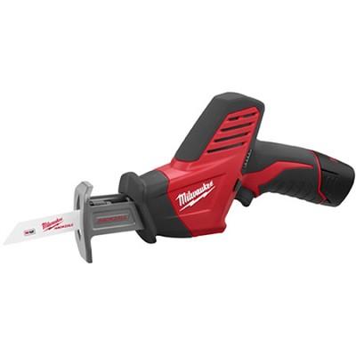 2420-22 M12 Hackzall Hand Saw Kit w/2 Batteries