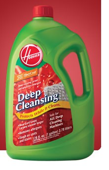 128 oz Deep Cleansing Carpet/Upholstery - 40321128