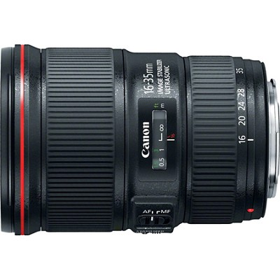EF 16-35mm F4L IS USM Lens