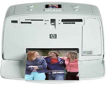 Photosmart 335 GoGo Photo Printer