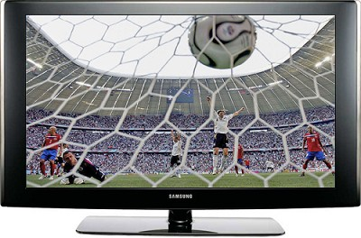 LN-T4665F - 46` High Definition 1080p LCD TV