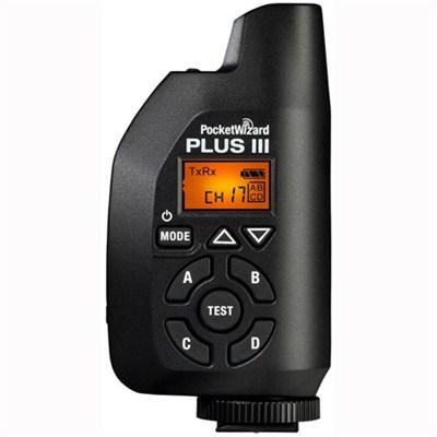 801-130 - PW-Plus3-FCC PocketWizard Plus III - OPEN BOX