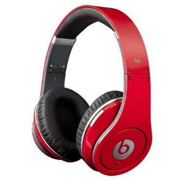 Beats by Dr. Dre Beats Studio Limited Edition Color Headphones - Red (128695)