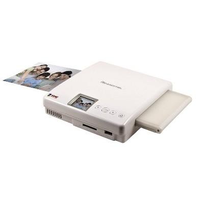 Zero Ink PANPRINT01 Portable Photo Color Printer (5 sheets photo paper) OPEN BOX