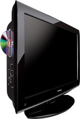 26CV100U 26-Inch 720p LCD/DVD Combo TV (Black Gloss)