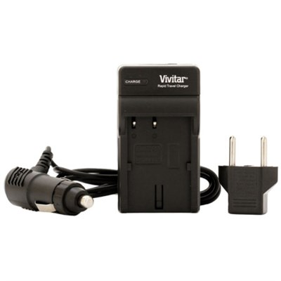2 Replacement NPBX1 Battery & Charger Kit for Select Sony Cameras and Camcorders