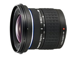 Super Wide Angle 9-18mm f/4-5.6 ED Zuiko Zoom Lens for Olympus D.SLR - OPEN BOX