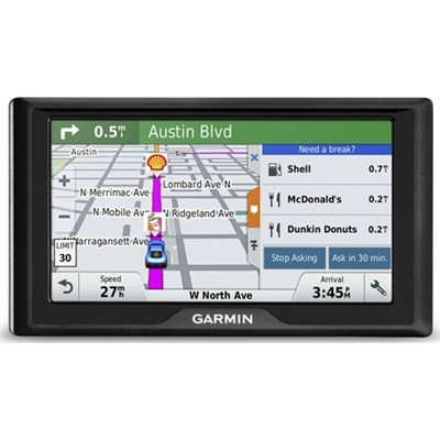 Drive 50LM GPS Navigator with Lifetime Maps (US) - 010-01532-0C
