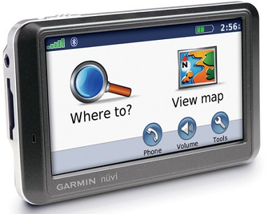 Nuvi 760 GPS Navigator & Personal Travel Assistant