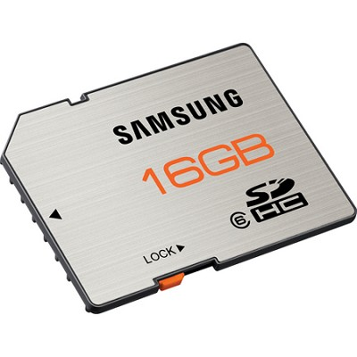 SD High Speed 16GB Waterproof and Shockproof  Class 6 Memory Card