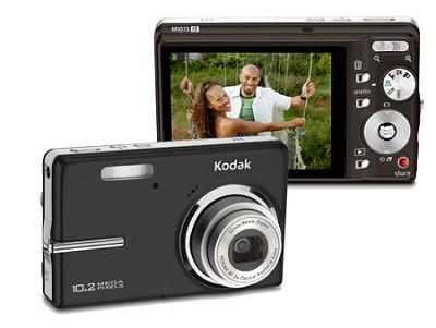EasyShare M1073 IS 10.2 MP Digital Camera (Black)
