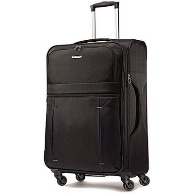 Savor Spinner 25 Exp. Suitcase - Licorice