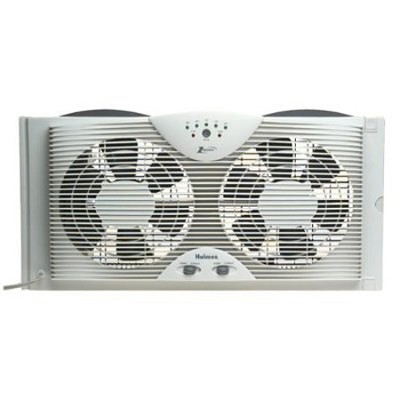 HAWF2043 Twin Window Fan