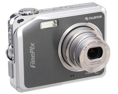 Finepix V10 Digital Camera (Gunmetal Grey)