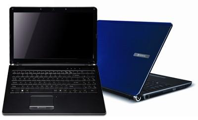 EC5802U 15.6/4GB/500/WIN 7/ULTRALOWVOLTAGE/BLUE - OPEN BOX