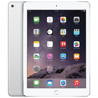 iPad Air 1st Generation 16GB, Wi-Fi, 9.7in - Silver (Factory Refurbished)