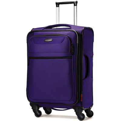 Lift 21` Spinner Luggage (Purple)