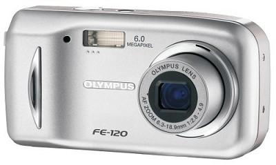 FE-120 Digital Camera