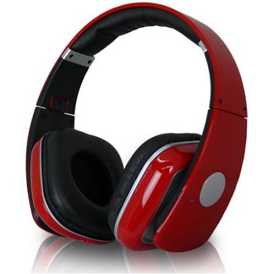 HP630R Professional Headphone - Red