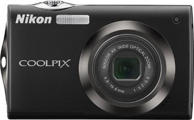 COOLPIX S4000 Digital Camera (Black)