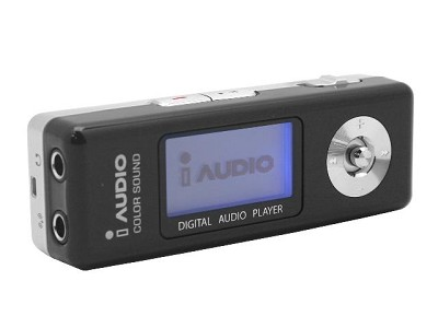 iAudio U2 1GB Mp3 Player