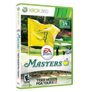 Tiger Woods PGA Tour 12: The Masters for Xbox 360