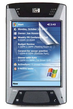 Screen Protectors for Ipaq 4700 Series